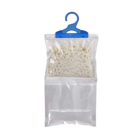 Hanging Wardrobe Damp Prevention Dehumidifier Pouch